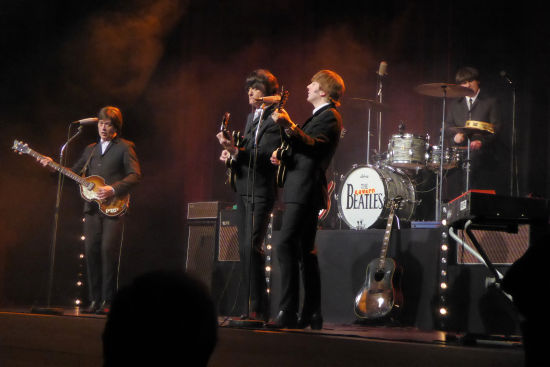 The Cavern Beatles Neunburg vorm Wald 2017